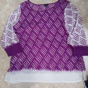 Women's Ann Taylor blouse